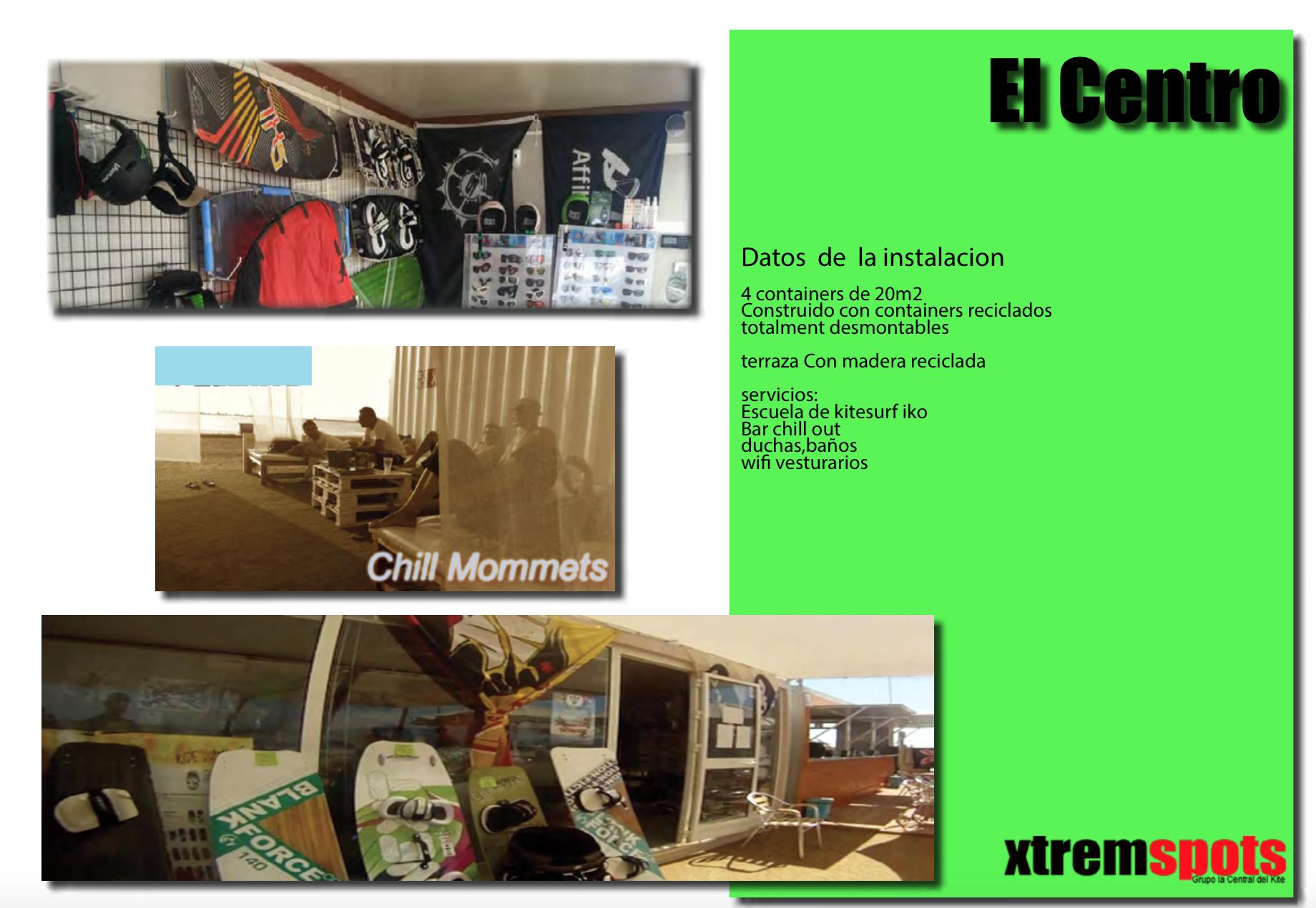 la tienda de kitesurf